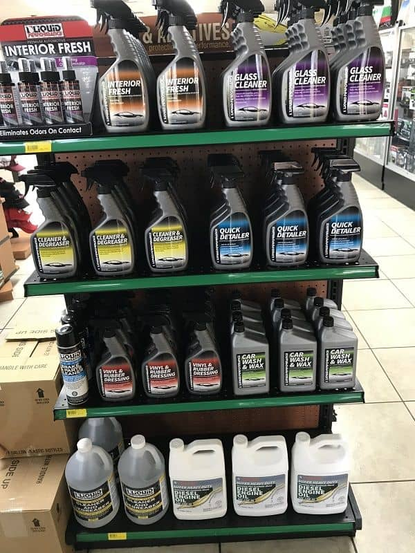 Liquid Performance Products - Available at PMI Lubricants image 1