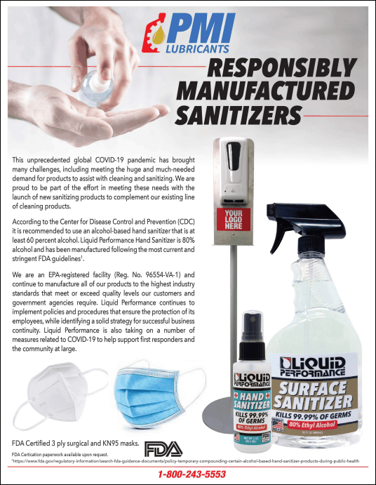 pmi-lubricants-responsibly-manufacturered-sanitizers-flyer-8-2020